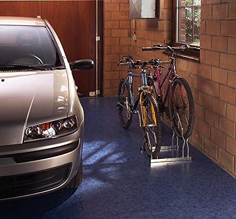 Mottez Râtelier 2 vélos 2 niveaux