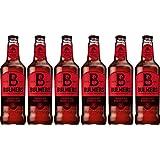 Bulmers - Crushed Red Berries & Lime Apfelcider 4% Vol. - 6x0,5l