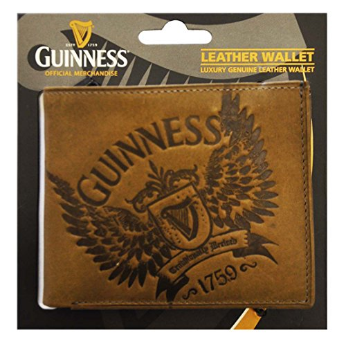 Guinness Ailes Portefeuille Cuir