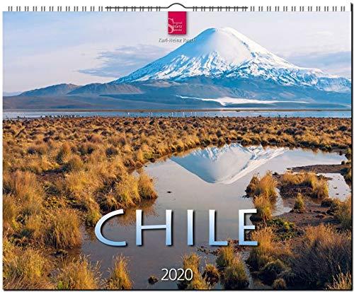 Chile: Original Stürtz-Kalender 2020 - Großformat-Kalender 60 x 48 cm