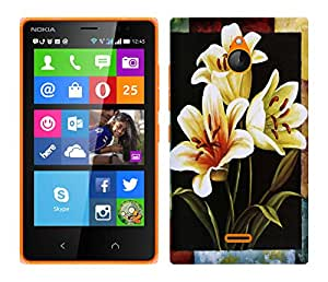 WOW Printed Designer Mobile Case Back Cover For Nokia X2