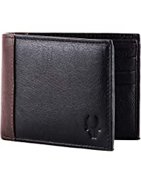WildHorn® RFID Protected Genuine High Quality Mens New Leather Wallet