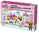 Liscianigiochi- Surprise Il Grande Laboratorio dei Profumi, Multicolore, 70510
