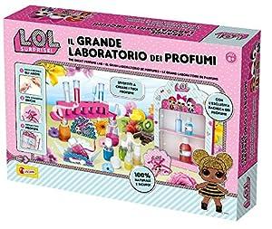Liscianigiochi - Surprise - El Gran Laboratorio de perfumes, Multicolor, 70510