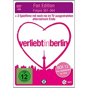 Verliebt in Berlin - Fan Edition Box 13