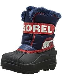 Sorel Unisex-Kinder Childrens Snow Commander Schneestiefel