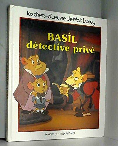 Basil détective prive