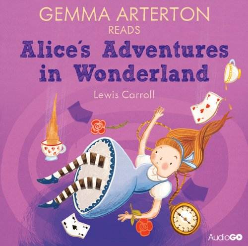 Gemma Arterton reads Alice's Adventures in Wonderland (Famous Fiction)  Audiolibri