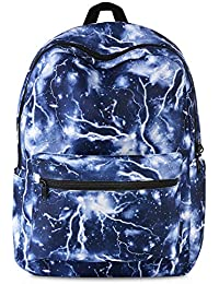 ab5578271e Coofit Canvas Backpack School Backpacks Casual Rucksack Backpack for Women  Teen Girls