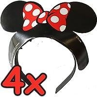 Amazon.it  orecchie minnie - Cappelli   Accessori  Giochi e giocattoli b46441b4c5ca