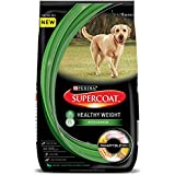 PURINA SUPERCOAT Healthy Weight Dry Dog Food, Chicken, 400 g