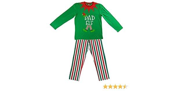 TOP STAR Green Christmas Dad Elf Pyjamas PJs - Small Amazon.co.uk Clothing  sc 1 st  Amazon UK & TOP STAR Green Christmas Dad Elf Pyjamas PJs - Small: Amazon.co.uk ...