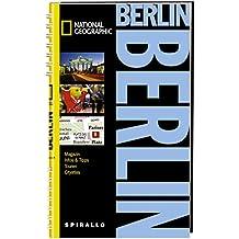 NATIONAL GEOGRAPHIC Spirallo Reiseführer Berlin