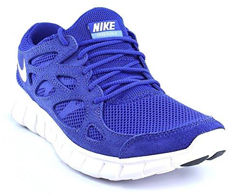 Nike - NIKE FREE RUN 2, sneakers  da uomo blu