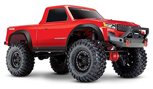 Traxxas TRX-4 Sport Brushed 1:10 RC Modellauto Elektro Crawler Allradantrieb RTR 2,4 GHz