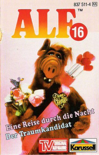 ALF (16) Eine Reise durch die Nacht/Der Traumkandidat