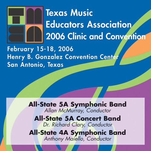 2006-tmea-all-state-bands
