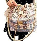 Damen Messenger Bag Taschen Umhängetasche Canvas Schultertasche Handtaschen Schwarz