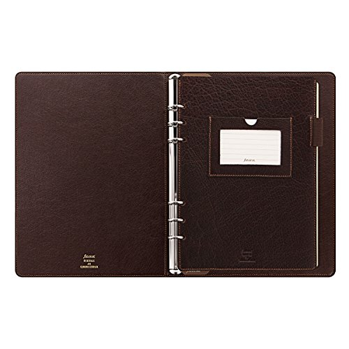 Filofax Heritage A5 Leather Organiser Diary Notebook Compact Brown Review