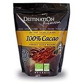 Pur Cacao Maigre 10-12%MG sans sucre Bio - 250g