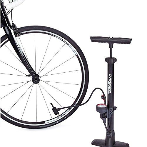 Camden Gear Luftpumpe. Fahrradpumpe AIR PUMP MX. Fahrrad Standpumpe - 6