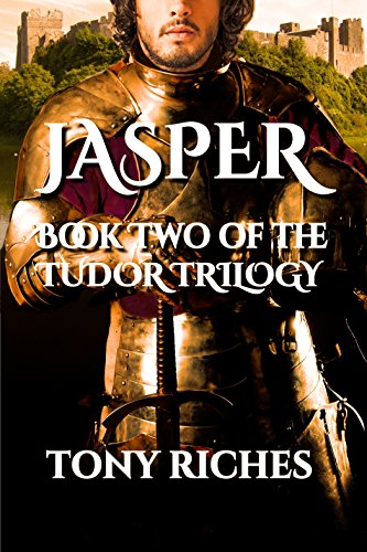 Jasper - Book Two of the Tudor Trilogy (English Edition) por Tony Riches