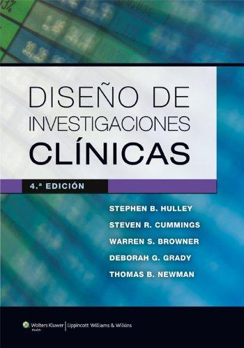 Descargar Libro Diseño de investigaciones clínicas de Hulley
