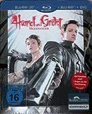Hänsel und Gretel: Hexenjäger Limited Steelbook 3D + Blu-ray + DVD (Extended Cut + 3D Cover) NEU & OVP