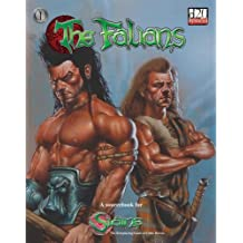 The Falians - the Tribe of Shadows (Slaine)