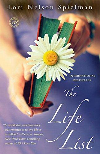 Buchseite und Rezensionen zu 'The Life List: A Novel' von Lori Nelson Spielman
