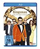 Kingsman - The Golden Circle [Blu-ray] -