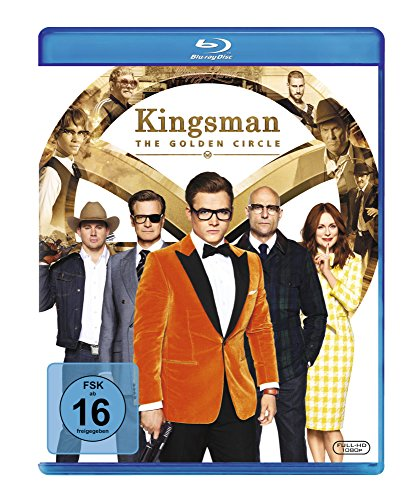 Bild von Kingsman - The Golden Circle [Blu-ray]