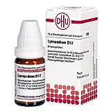 DHU Lycopodium D12, 10 g Globuli
