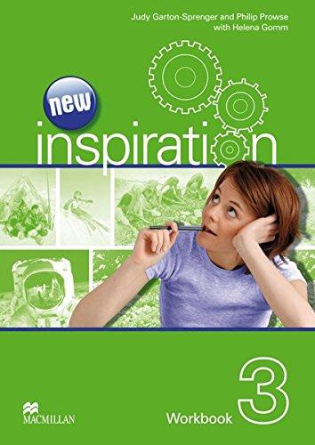 New Inspiration Level 3. Workbook