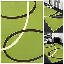 Suchergebnis Auf Amazon.de Für: Teppich Läufer Grün Teppich Wohnzimmer Grun