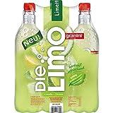 Granini Die Limo - Limette + Zitrone - 6 x 1 Liter