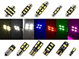 MaXtron 8000545 SMD LED Innenraumbeleuchtung Set