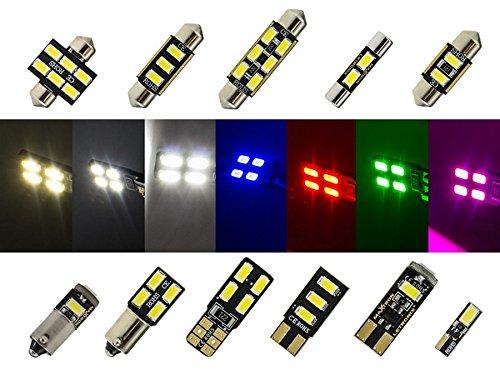 Preisvergleich Produktbild MaXtron 8000263 Smd LED Innenraumbeleuchtung Set