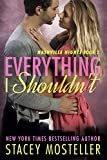 Everything I Shouldn't: Jeremy & SarahBeth #1 (Nashville Nights Book 2)