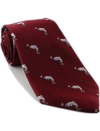 Fish Silk Tie