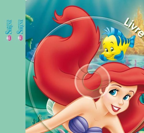 Meginfrid Malk Free La Petite Sirene Mon Petit Livre Cd By