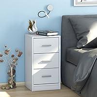 suchergebnis auf f r schubladenkommode hochglanz wei k che haushalt wohnen. Black Bedroom Furniture Sets. Home Design Ideas