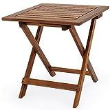 Deuba Gartentisch klappbar aus Akazienholz - 3