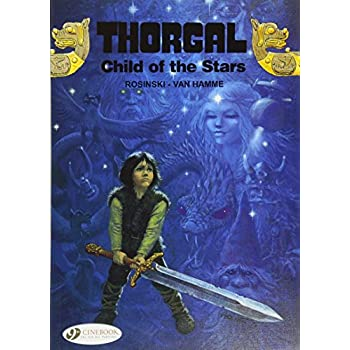 Thorgal - tome 1 Child of the stars (01)