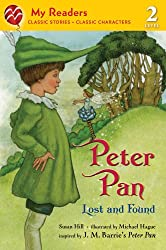 Peter Pan: Lost and Found (My Readers - Level 2 (Quality))