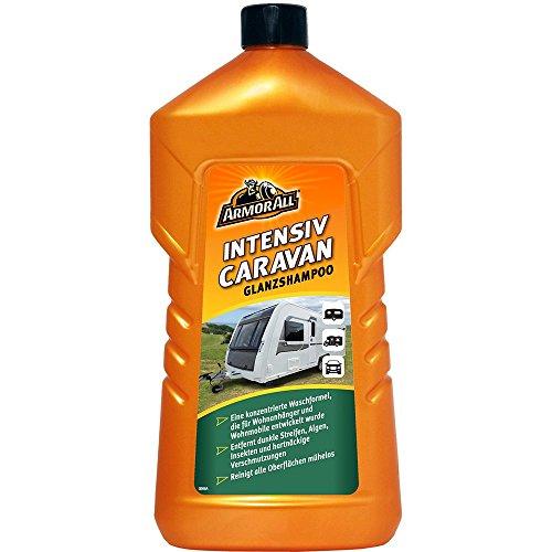 Preisvergleich Produktbild ARMOR ALL Intensiv Caravan Glanzshampoo 1.000 ml GAA66001GE,  entfernt Streifen,  Teer,  Algen,  Insekten,  Vogeldreck,  Ruß u.v.m.