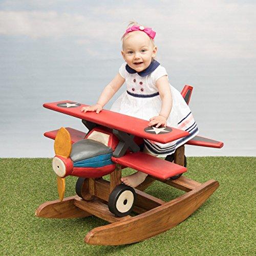 Dekoria Schaukelspielzeug Plane Schaukelspielzeug, Spielzeugmöbel, Schaukelstuhl