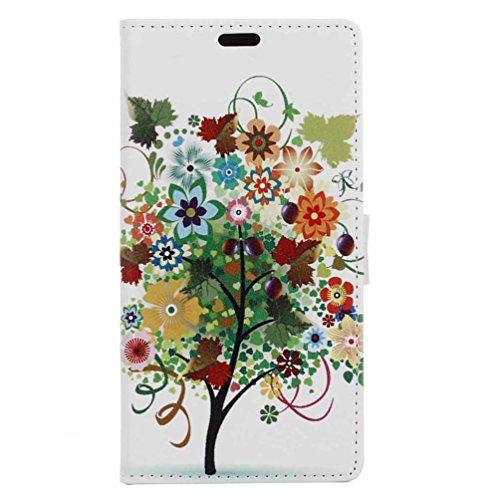 Hülle Für iPhone X, PU Leder Etui Hülle im Bookstyle Handy Tasche für iPhone X Schutzhülle Schale Flip Cover Wallet Case (KW-05#) KW02#