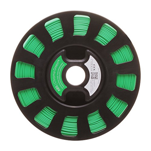 lecomptoir3d RBX-ABS-GR499 CEL SMARTReel, ABS, Automatisation des paramètres d'impression, poids 750 g, diamètre 1,75 mm, vert