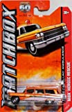 2013 Matchbox 1963 Cadillac Ambulance MBX Heroic Rescue Series 20/120 by Toys4Sale